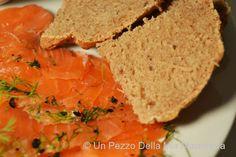 un pezzo della mia maremma: GRAAVILOHI - Salmone marinato finlandese per l'Abbecedario culinario d'Europa