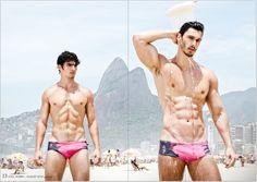 CA-RIO-CA swimwear by Gastohn Barrios for Cool Korea magazine
