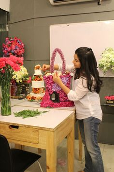 Learn floral design at home