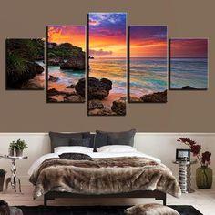 Sunset Beach Romance
