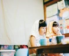 little monsters by Hideaki Hamada, via Flickr