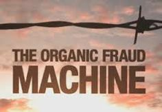 No food has the ability to be purely organic from when being sold at a store. Foods have become controlled by corporations that circulate the foods and they are the cause of the organic myth.