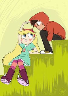 Marco and Star