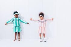 Noe & Zoe. Sailor Skirt - £47. Visor - £32. #chilrensclothing #visor #skirt