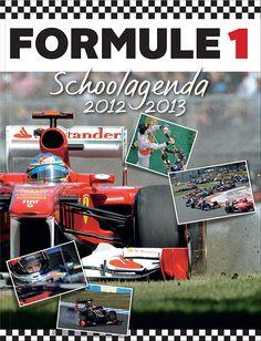 Formule1 School Diary 2012-2013