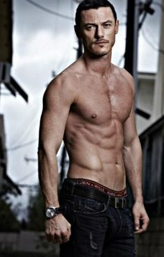Luke Evans as Kilian. He was my first choice, then I started questioning it. But in the end, he's got the right look.