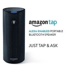 The Amazon Tap is $40 off today for Green Monday! Get it while it's hot!