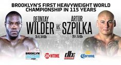 Check out Potshot Boxing's (PSB) latest boxing poll regarding the upcoming WBC heavyweight title fight between Deontay Wilder and Artur Szpilka.