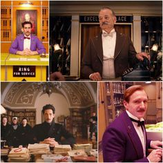 A Guide to the Mustaches of The Grand Budapest Hotel