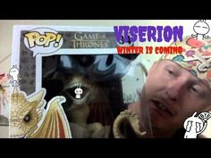 """Day out and pop figure Game Of Thrones Dragon """"Viserion"""""""