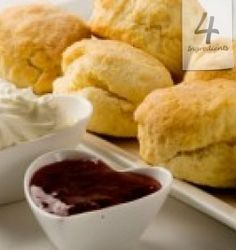 Scones | 4 Ingredients