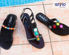 Summer Foot Wear Collection By Stylo Shoes