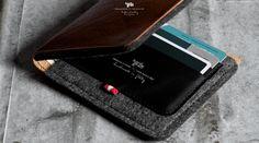 Hard Graft Bi-Fold Wallet