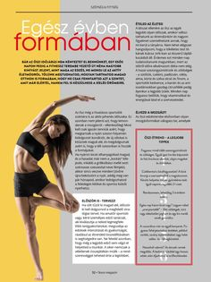 Alakformáló gyakorlatok #edzés #alak #fitt #egészség #mozgás #Tesco #forma #gyakorlatok #tescomagyarorszag