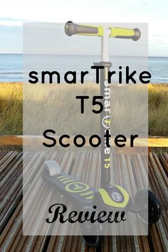 smarTrike T5 Scooter Review