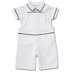 Boy's Jon Jon Set - Classic Luxury Baby and Children's clothing | KelseyMaclean.com