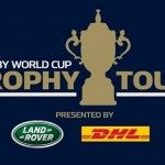 Land Rover Presenting Partner Of Rugby World Cup Trophy Tour Rugby World Cup Trophy, Travel Around The World, Landing, Tours