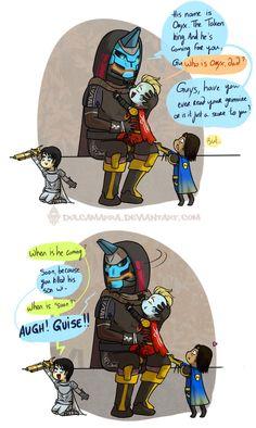 Destiny: The Taken King. Awww :)