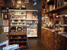 Resultado de imagen para stationery shop vintage