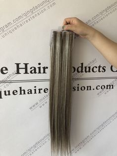 Piano color tape in hair extensions, 100% premium quality human hair,  More Hair Per Pack Than Any Other Brand, Full Thick Ends for a Natural Look, factory wholesale price, can produce according to customers request, double drawn and single drawn is OK, also can produce according to your target price, welcome to visit our website www.uniquehairextension.com or our instagram https://www.instagram.com/qingdaouniquehair/ to check more pictures and videos, Email: sales@uniquehairextension.com