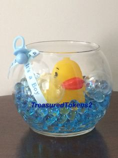 Girl Baby shower/ Boy Baby Shower Favor/ Baby Keepsake/ Rubber Ducky Bowl/ Rubber Ducky Gifts/Baby Shower Bubbles/Baby Decoration/Baby Gift