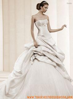 Dedalo  Vestido de Novia  La Sposa