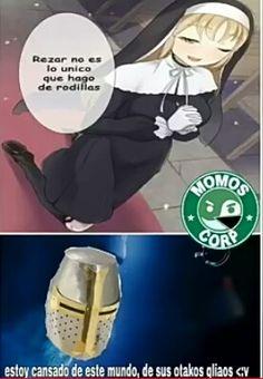 "Read Sensations 2 from the story Himejima Issei ""El príncipe de la llama sagrada"" by Mishiro-kun (Mishiro Vaehl) with reads. Humor Otaku, Best Memes, Funny Memes, Blue Da Ba Dee, Be Like Meme, Anime Monsters, Accel World, Anime Family, H Anime"
