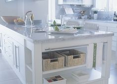 1000 images about cocinas on pinterest carrara islands for Mesada de marmol de carrara para cocina