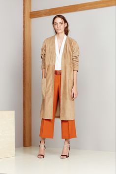 Theory Spring 2015 Ready-to-Wear - Collection - Gallery - Style.com OCTOBER 2014 CULOTTES