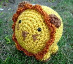 Vanna's Choice Crochet Lion - Our Top 10 Amigurumi Animals, Let's Knit blog