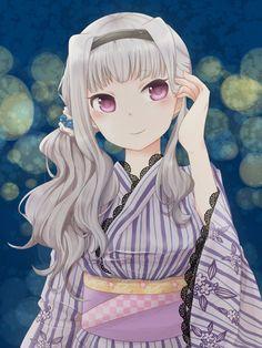 Cute Anime Girls — Shijou takane