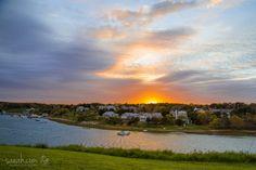 Cape Cod Sunset Chatham, Cape Cod, Massachusetts, USA