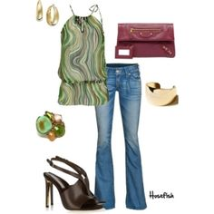 Date night, created by leebee11 on Polyvore