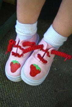 Strawberry Patch...U Pick 'Em