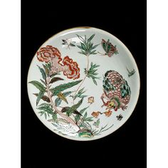 Dish  Place of origin: Jingdezhen, China (made) Date; 1621-1627 (made) Artist/Maker: Unknown (production)