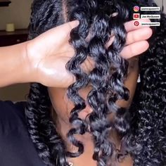 Protective Hairstyles For Natural Hair, Natural Hair Twist Out, Girls Natural Hairstyles, Long Natural Hair, Natural Hair Styles For Black Women, Natural Curls, Transitioning To Natural Hair, Black Hair Protective Styles, Natural Hair Types