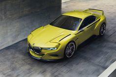 BMW 3.0 CSL Hommage: terugkeer van een ikoon