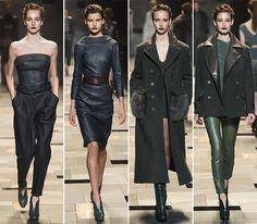 Trussardi Fall/Winter 2015-2016 Collection - Milan Fashion Week