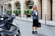On the Street…..Rue Saint-Honore, Paris « The Sartorialist