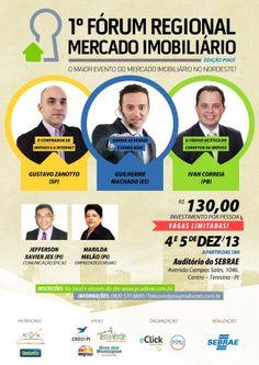 1º Fórum Regional do Mercado Imobiliário - Edição Teresina