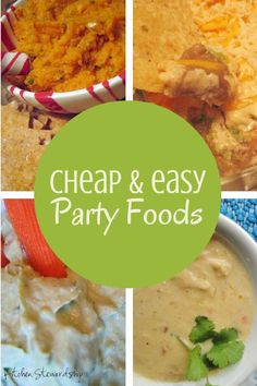 Cheap and Easy Party