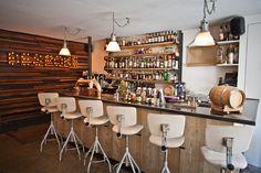 Agencement du Bespoke - Bar Cocktail Paris