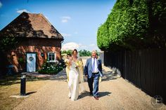 Louise and Mark #wedding inspiration | Gaynes Park, Epping Essex