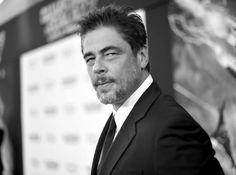 """Benicio Del Toro at the World Premiere of Marvel's """"Guardians of the Galaxy"""""""