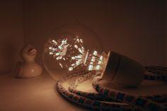 Led bulb antique, ampoule retro à LED
