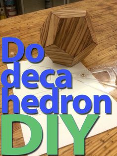 Dodecahedron DIY - Imgur