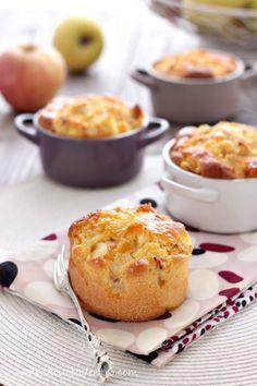Tortina di mele montata | La Cuoca Dentro