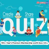 One Year Premium Membership Quiz Platform BuzzyCircles Giveaway  Open to: United States Canada Other Location Ending on: 02/06/2017 Enter for a chance to win a 1 Years Premium Membership on quiz making & lead generation platform BuzzyCircles. Monthly plan includes: 100K Quiz Views every month Full White Label Unlimited Quizzes Personality Quiz Trivia Quiz Flip Polls & Lists 2000 Leads (Email Addr) per []  Enter the One Year Premium Membership Quiz Platform BuzzyCircles Giveaway on Giveaway…