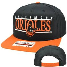 MLB American Needle Nineties Twill Baltimore Orioles Hat Cap Snapback Flat Bill by American Needle. $14.97. Official Licensed Product. Adjustable. Brand New Item with Tags. 65% Polyester 35% Cotton. Snap Back. This is Original American Needle snapback features a 3D high definition team name embroidered on front panel with a Team logo embroidery and right above has team city embroidered. Adjustable plastic snapback closure. Green underbrim. Authentic American N...