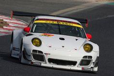 2014 SUPER GT Series / #33 PUMA KRH PORSCHE